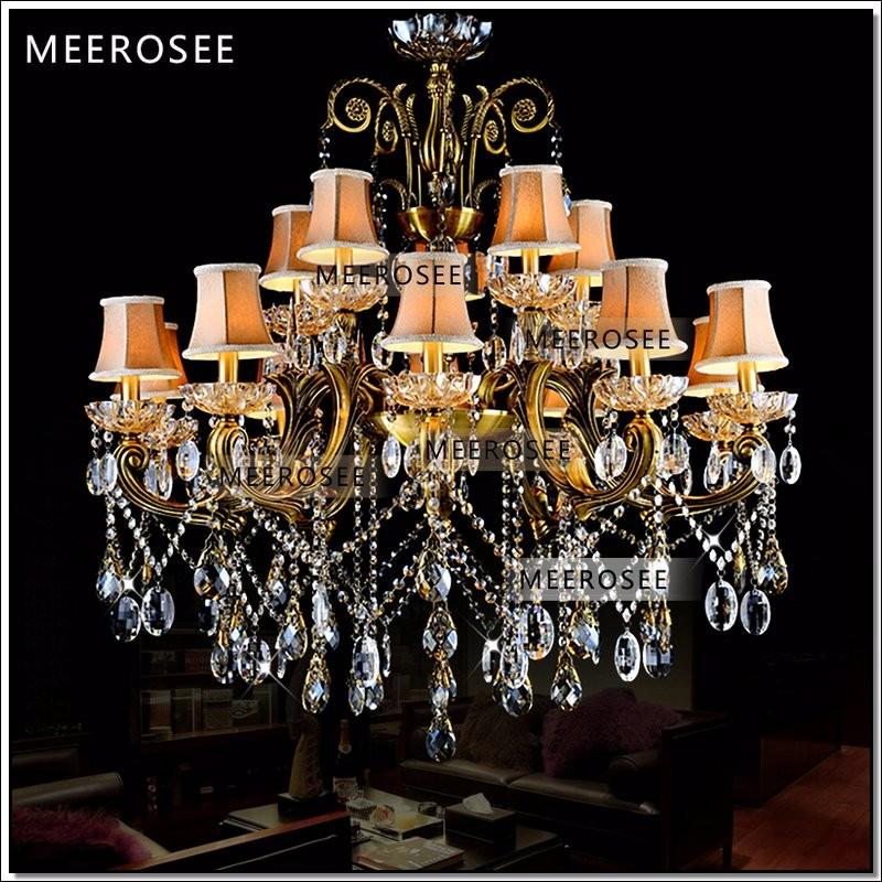 Meerosee Lighting led lighting led pendant lights chandeliers – Led Light Chandelier