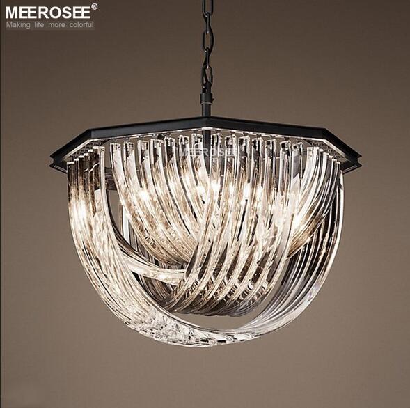 Hot selling goods meerosee lighting led lighting led pendant lights crystal chandeliers md85057 d600mm aloadofball Images